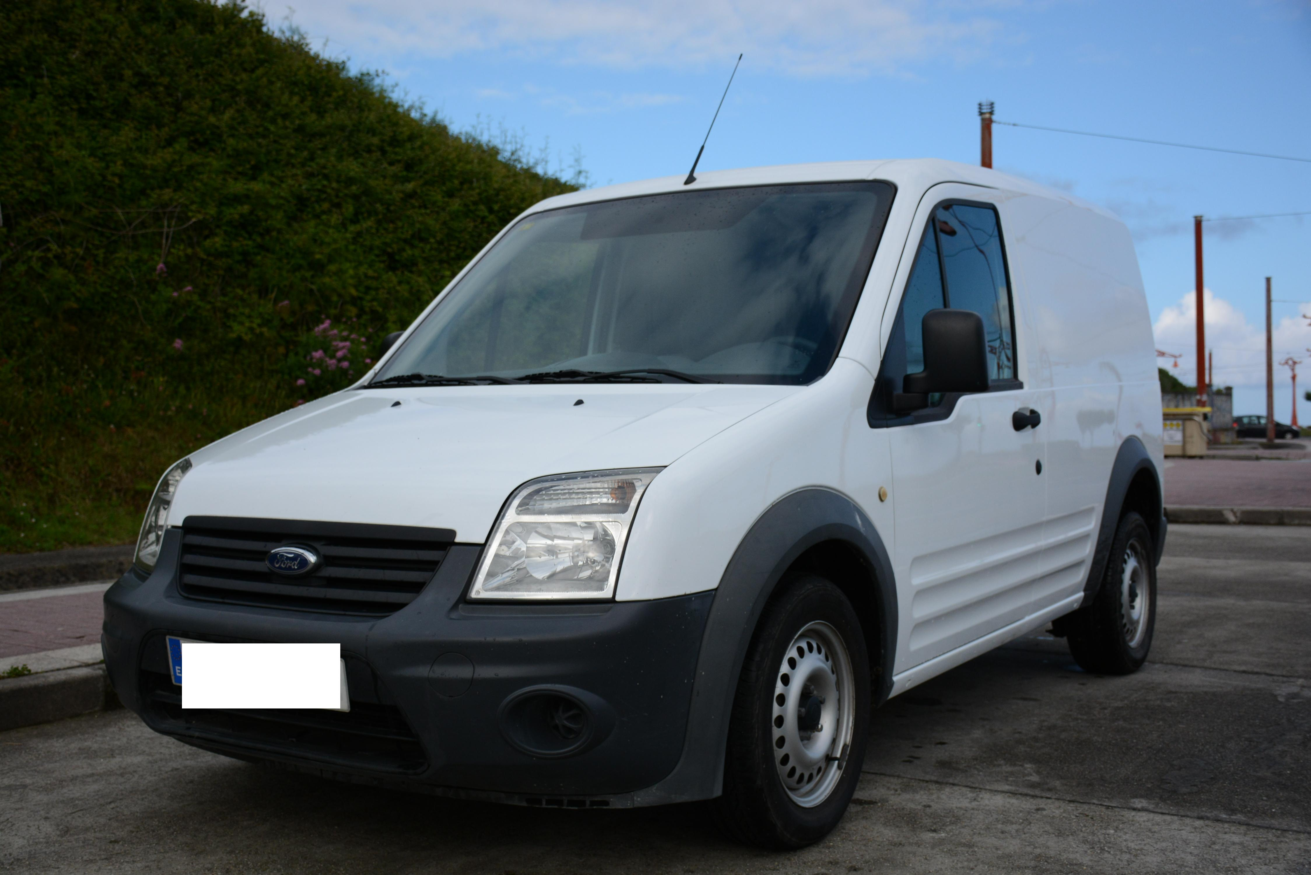 Ford Connect Van 200s Automoviles Lorga Ford A Coruña
